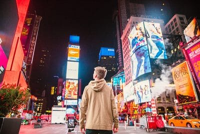 Come muoversi a New York