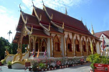 Come organizzare un viaggio a Chiang Mai