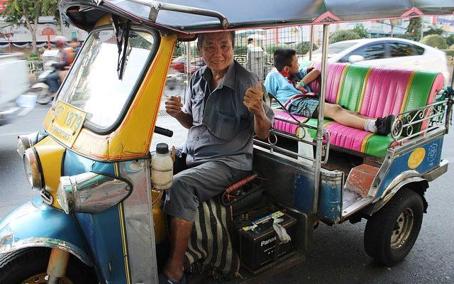 Come spostarsi in Thailandia guida ai mezzi di trasporto