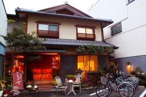 Dormire in un Ryokan giapponese