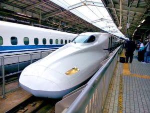 Prendere un treno alta velocità