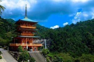 Visitare un tempio giapponese