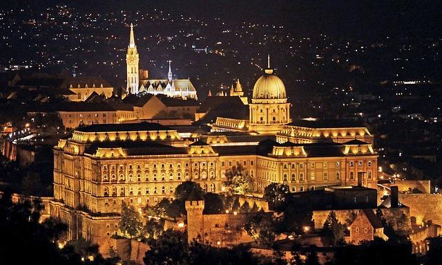 Casetllo di Budapest