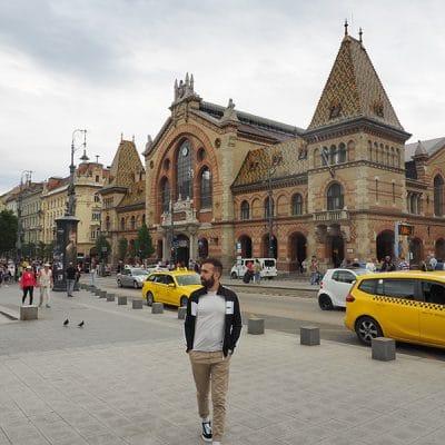 Il Mercato centrale di Budapest