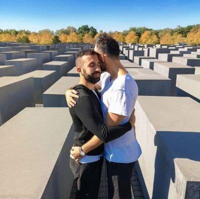Memoriale per le vittime dellOlocausto