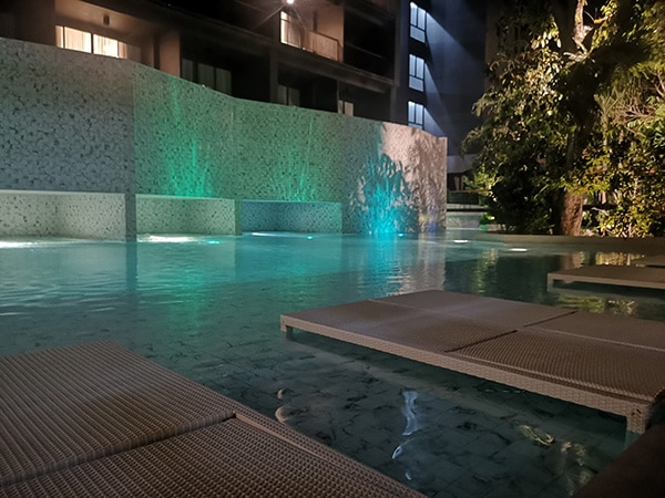 Piscina Panan Krabi Resort