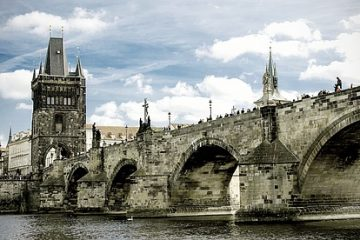 Ponte Carlo, il famoso ponte di Praga