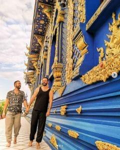 Tempio Blu Chiang Rai
