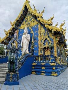 Tempio Blu Thailandia
