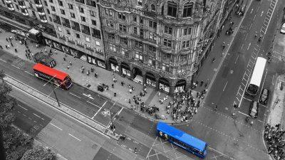 Come muoversi a Edimburgo