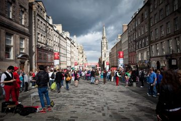 Cosa fare gratis a Edimburgo