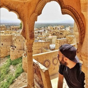 Jaisalmer, la città d'oro