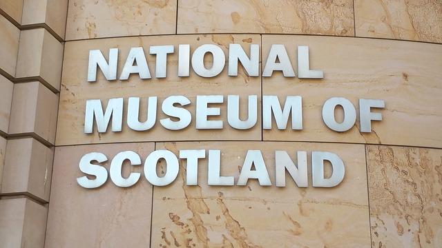 Museo Nazionale di Scozia