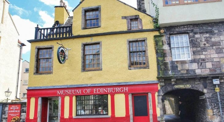 Museo di Edimburgo