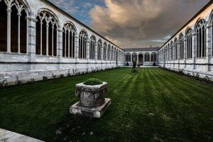 Cosa vedere a Pisa - Camposanto monumentale