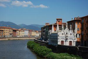 Cosa vedere a Pisa - Chiesa di Santa Maria della Spina