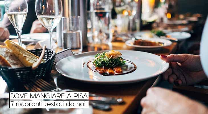 Dove mangiare a Pisa