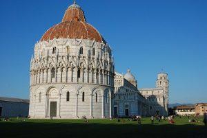 Cosa vedere a Pisa - Battistero di Pisa