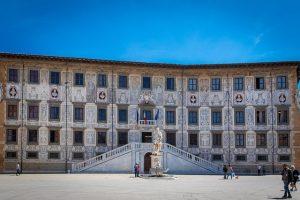 Cosa vedere a Pisa - Piazza dei Cavalieri