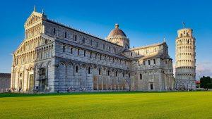 Cosa vedere a Pisa - Piazza del Duomo - Piazza dei Miracoli