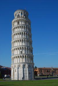 Cosa vedere a Pisa - Torre pendente di Pisa