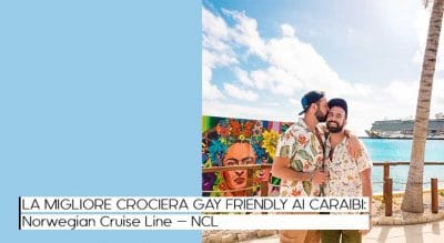 crociera gay friendly caraibi norwegian cruise line