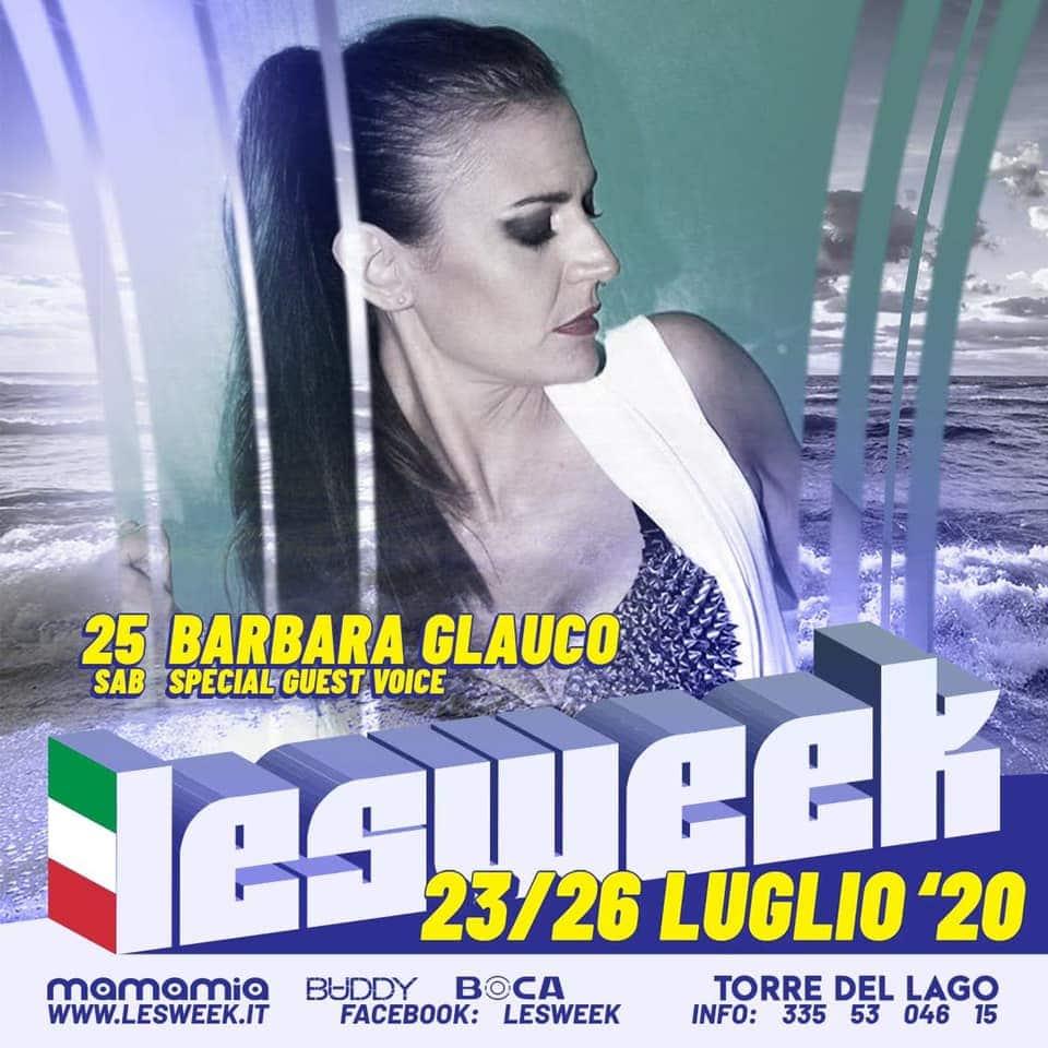 Barbara Glauco Lesweek 2020