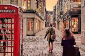 Carnaby Street a Londra