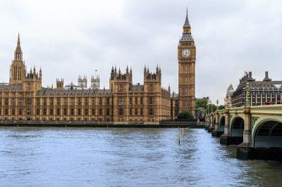 Il Big Ben di Londra