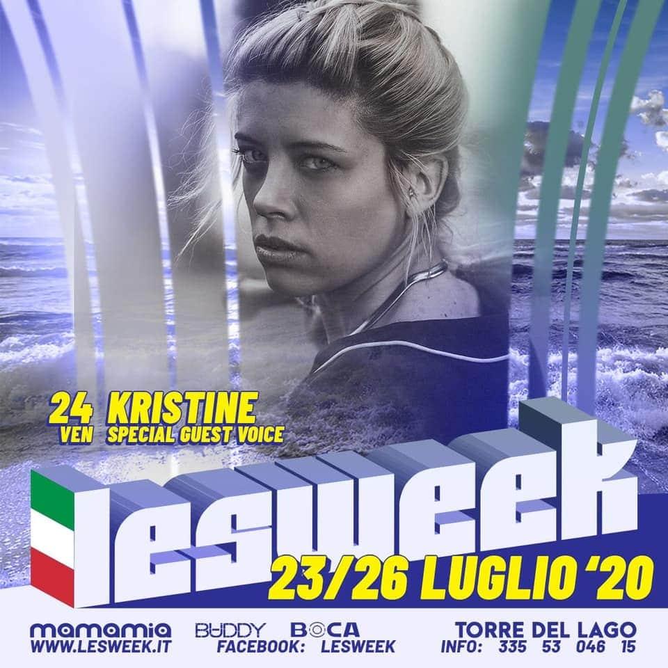 Kristine Voice Lesweek 2020