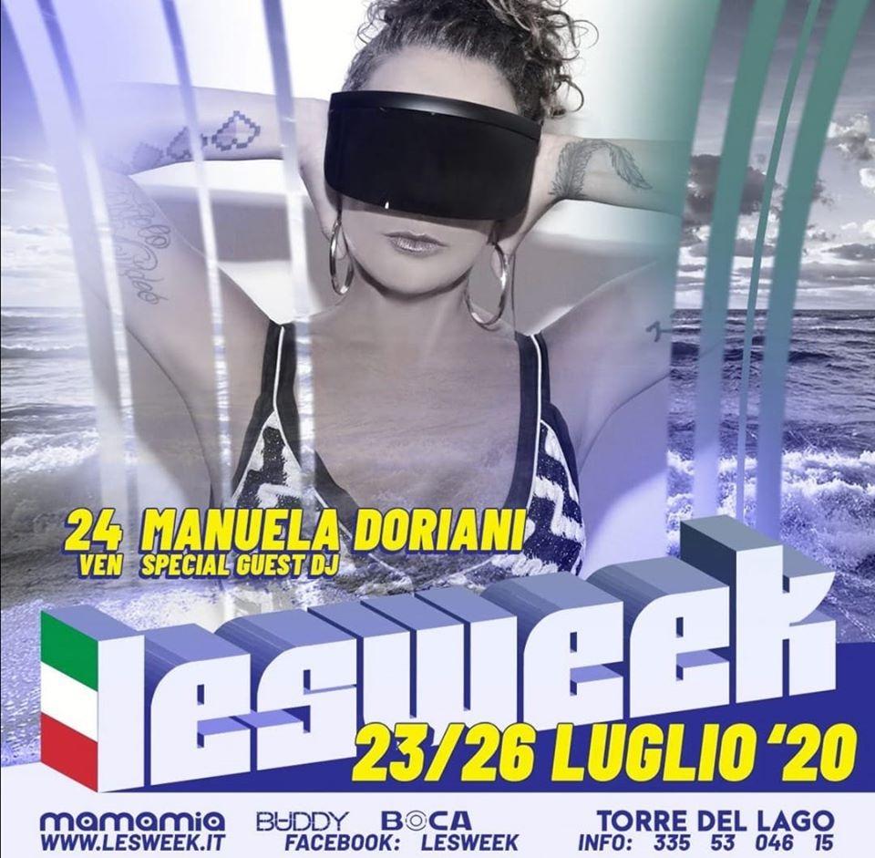 Manuela Doriani Lesweek
