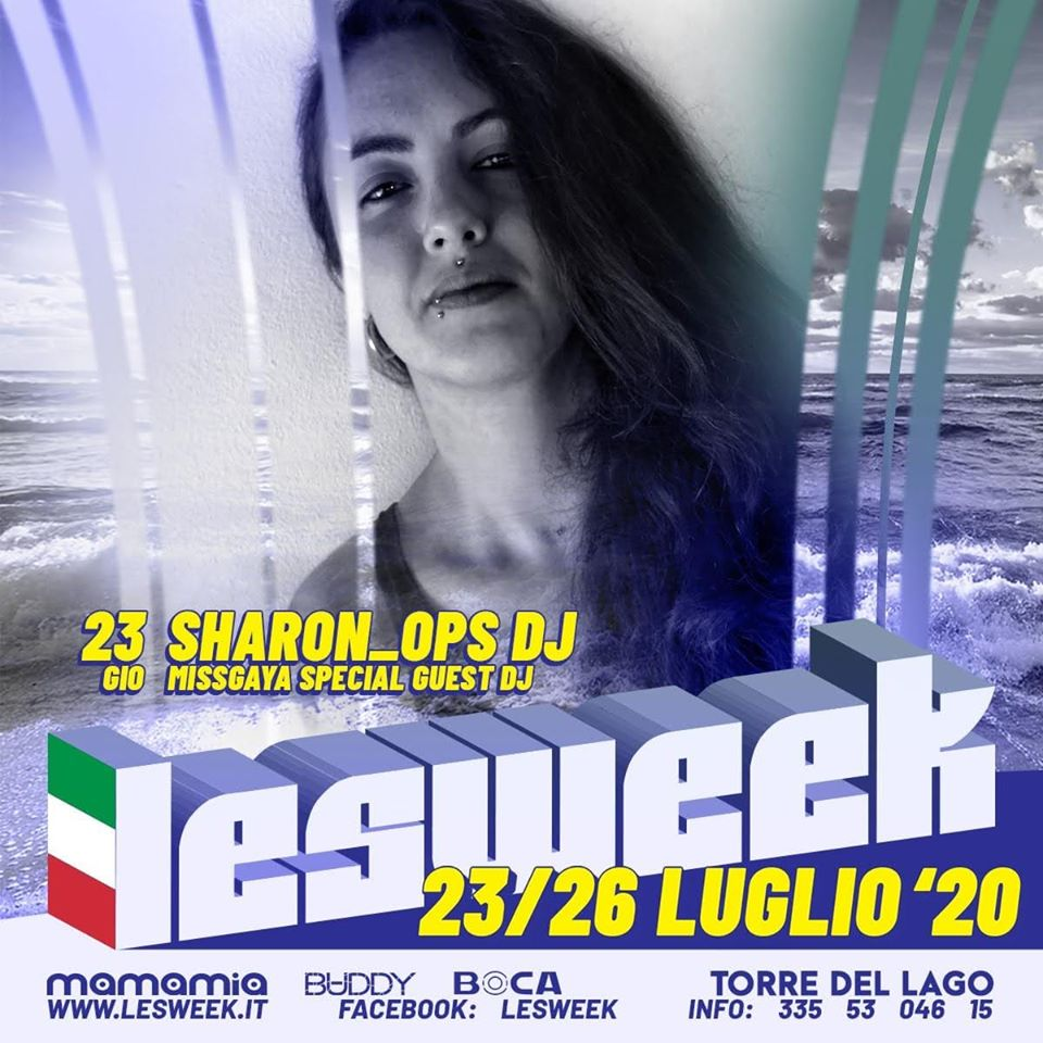 Sharon Lesweek