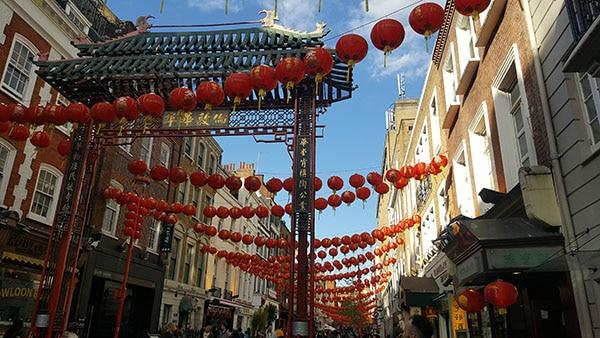 Chinatown di Londra tutte le informazioni indispensabili