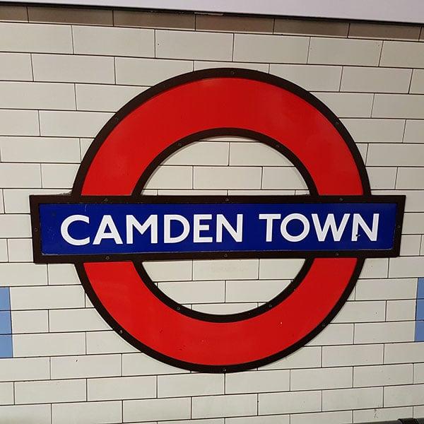 Come arrivare a Camden Town