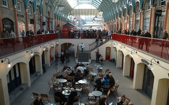 Covent Garden a Londra tutte li informazioni indispensabili