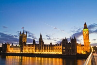 Houses of Parliament Il Palazzo di Westminster 1