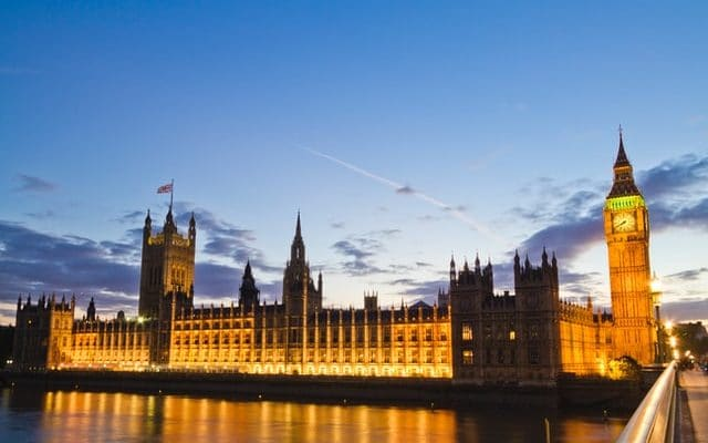 Houses of Parliament- Il Palazzo di Westminster