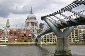 Millennium Bridge di Londra