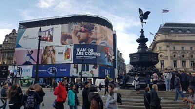 Piccadilly Circus a Londra tutte le informazioni indispensabili