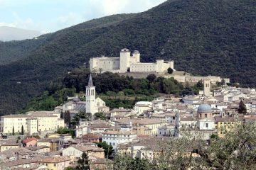 Spoleto in Umbria guida di viaggio completa