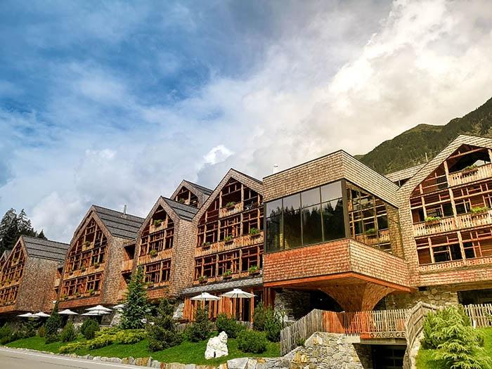 Tenne Lodges lhotel gay friendly in Trentino Alto Adige 1