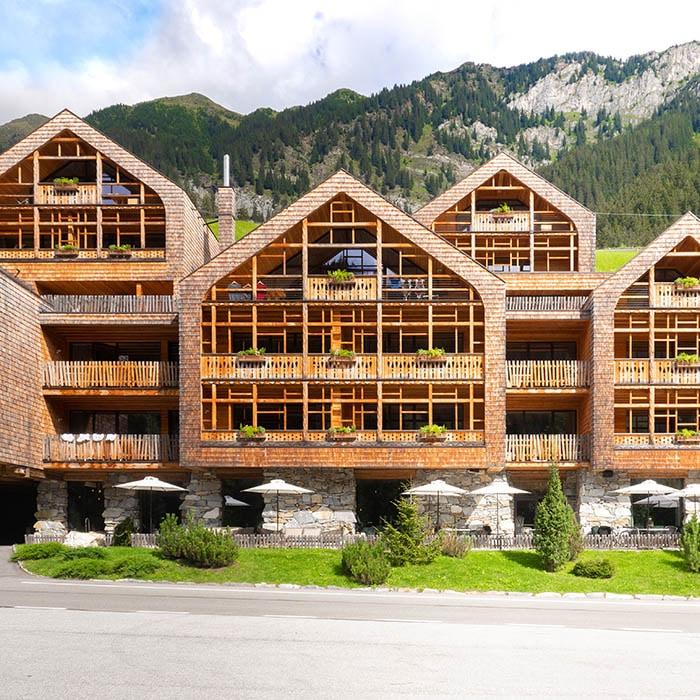 Tenne Lodges lhotel gay friendly in Trentino Alto Adige 2