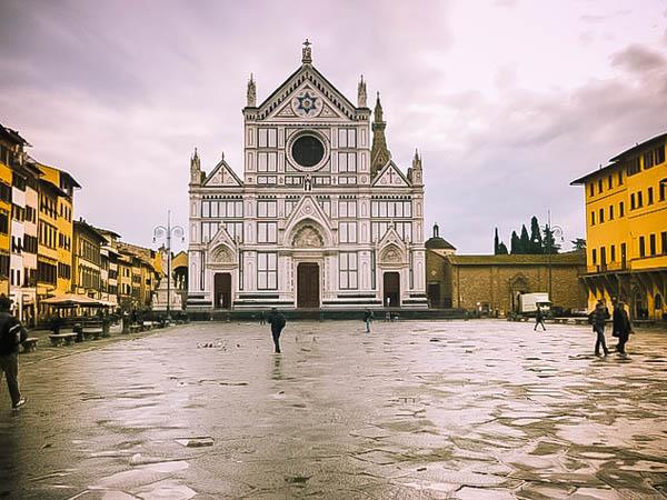 Cosa vedere a Firenze - Basilica di Santa Croce