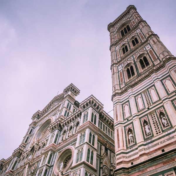 Cosa vedere a Firenze - Campanile di Giotto