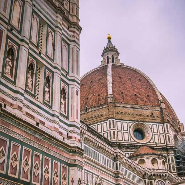 Cosa vedere a Firenze - Cupola del Brunelleschi