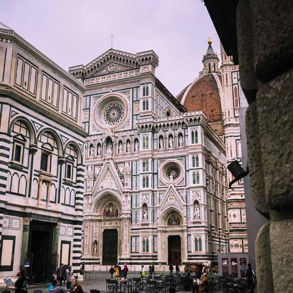 Cosa vedere a Firenze - Piazza del Duomo