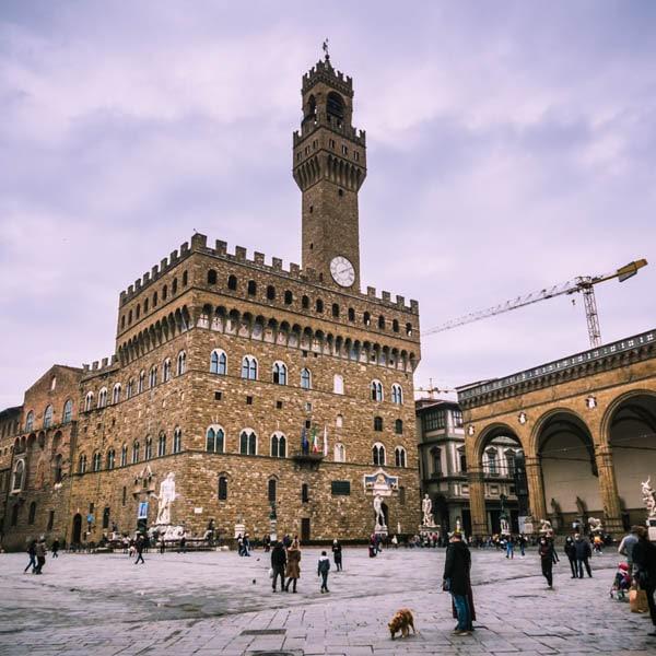 Cosa vedere a Firenze - Piazza della Signoria