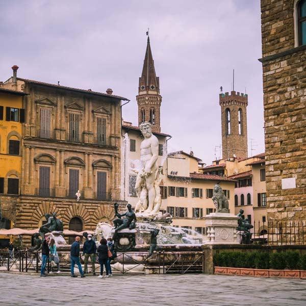 Cosa vedere a Firenze - Piazza della Signoria 2