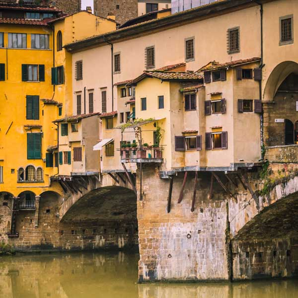 Cosa vedere a Firenze - Ponte Vecchio 2