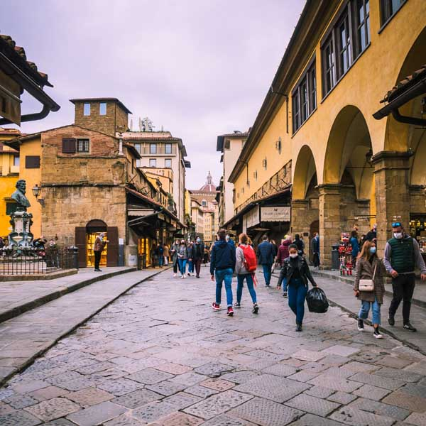 Cosa vedere a Firenze - Ponte Vecchio 6